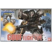 BANDAI MODEL KITS MS-07H8 Gouf Flight Type HG