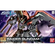 BANDAI MODEL KITS R10 GAT-X370 Raider Gundam