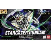 BANDAI MODEL KITS #47 GSX-401FW Stargazer Gundam