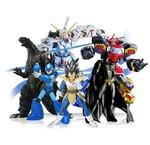 Gundam - Anime Model Kits
