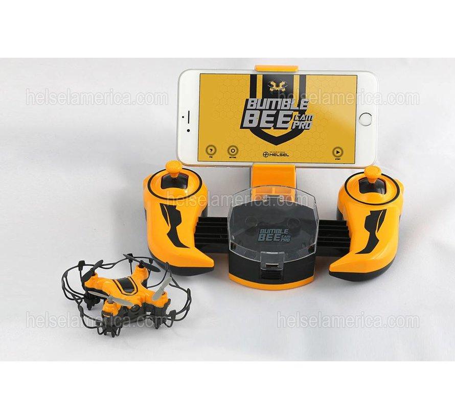 BumbleBEE CAMPro Smart Mini FPV Drone w/Propeller Guard