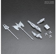 BANDAI MODEL KITS Ballistic Weapons HGBF