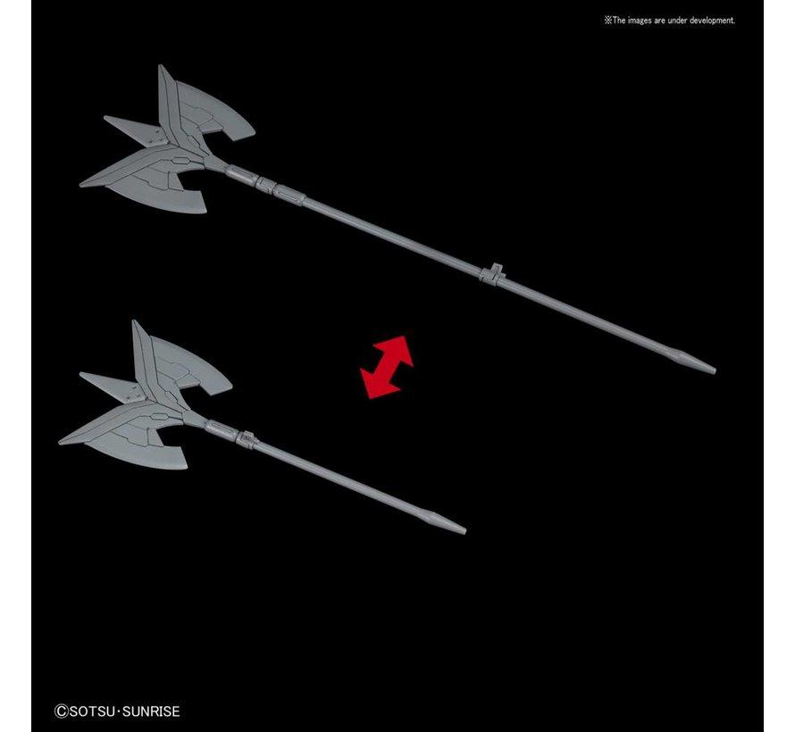 """219760 Ballistic Weapons """"Gundam Build Fighters"""", Bandai HGBF 1/144"""