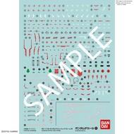 BANDAI MODEL KITS No.111 RG 1/144 GUNDAM ASTRAY RED FRAME Decals