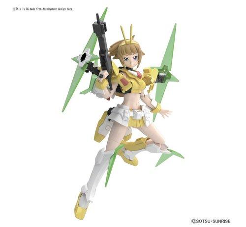 "BANDAI MODEL KITS 219551 : #62 Winning Fumina ""Gundam Build Fighters Try"", Bandai HGBF"