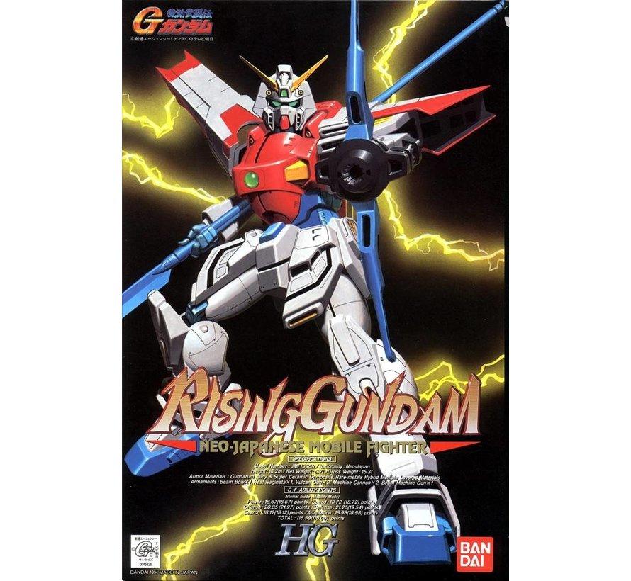 45826 Rising Gundam Gundam High Grade 1/100 HG
