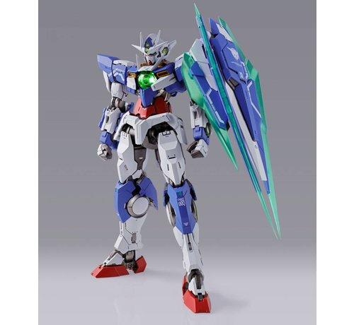 "Tamashii Nations 19258 00 Qan[T] ""Mobile Suit Gundam 00"", Bandai Metal Build"