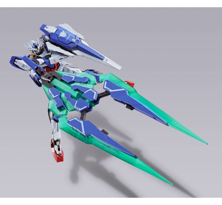 """19258 00 Qan[T] """"Mobile Suit Gundam 00"""", Bandai Metal Build"""