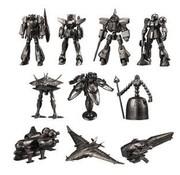 BANDAI MODEL KITS Gundam Kit Collection #2 Bandai Shokugan Collection