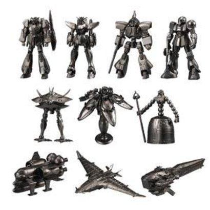 BANDAI MODEL KITS 09755 Gundam Kit Collection #2 Bandai Shokugan Collection
