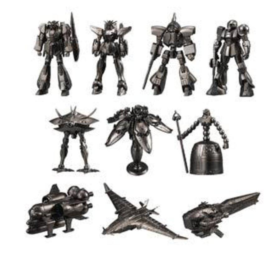 09755 Gundam Kit Collection #2 Bandai Shokugan Collection
