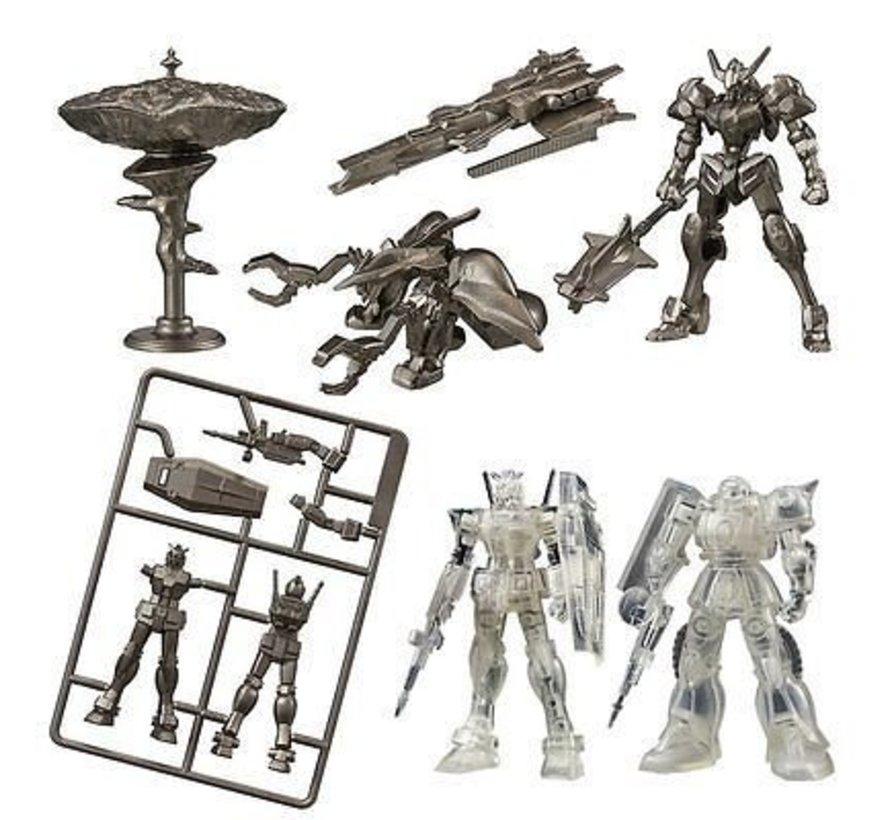 05767 Gundam Kit Collection #1  Bandai Shokugan Collection