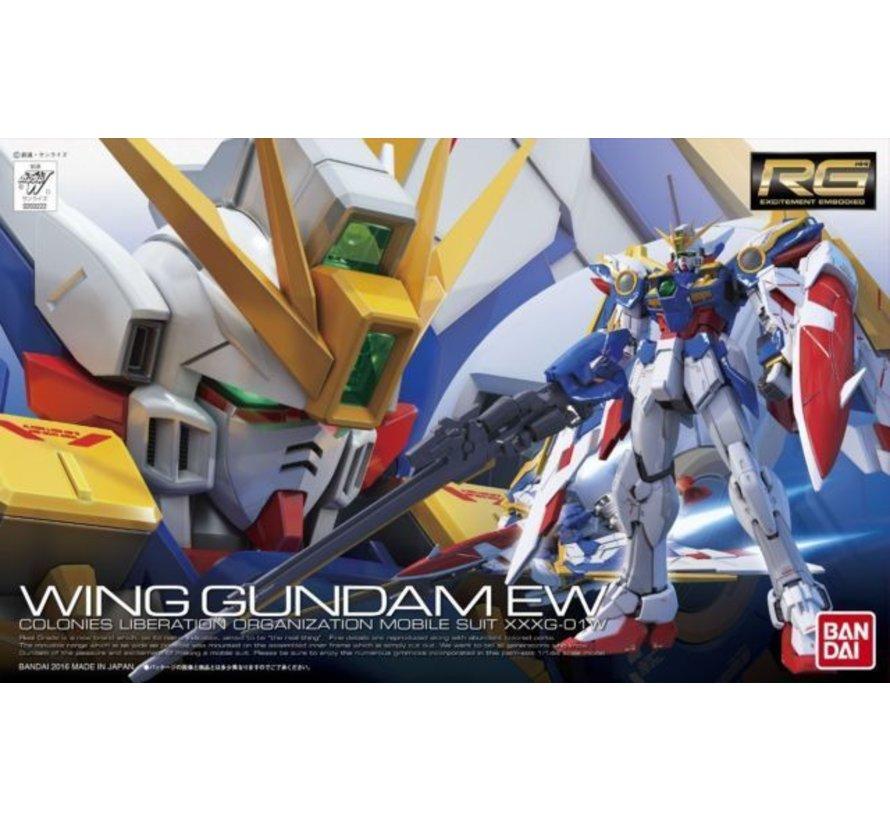 203222 #20 XXXG-01W Wing Gundam EW RG