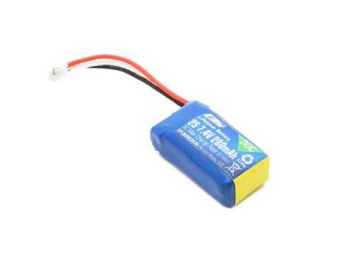 E-flite (EFL) Li-Po Battery Pack 280mAh 2S 7.4V 30C