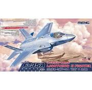 MGK-MENG MODEL KITS 1/48 F-35A Lightning II Fighter