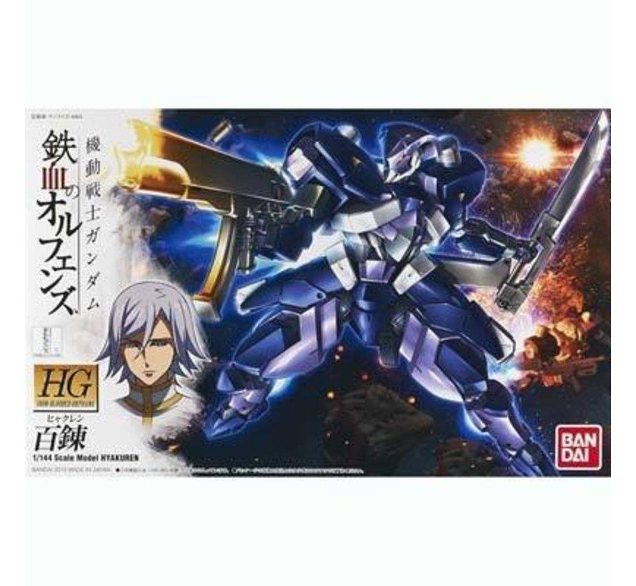 "201892 #06 Hyakuren ""Gundam IBO"", Bandai HG IBO 1/144"