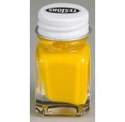 TES - Testors 1169TT Enamel .25 oz Flat Yellow