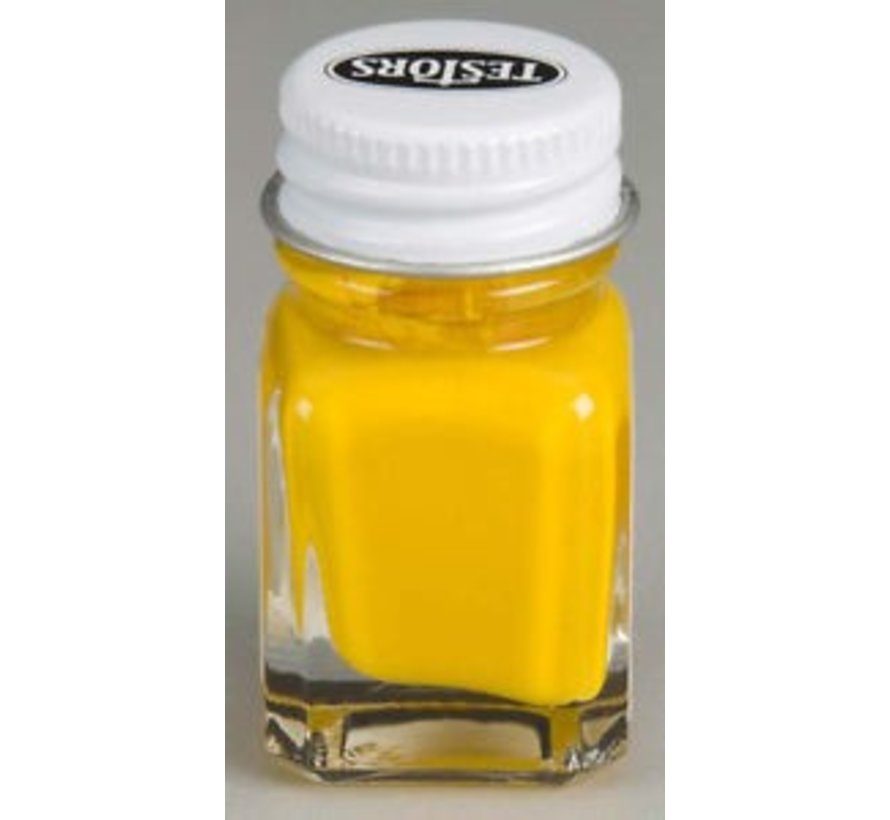1169TT Enamel .25 oz Flat Yellow