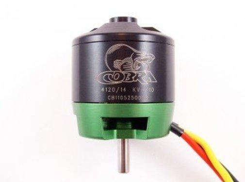 COB Cobra Motors Cobra C-4120/14 Brushless Motor, Kv=710 *