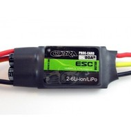 COB Cobra Motors Cobra 80A ESC with 6A Switching BEC *