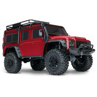 TRA - Traxxas TRX4 Scale & Trail Crawler RTR (RED)