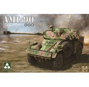 TAKOM INT (TAK) 1/35 AML-90 French Light Armoured Car