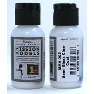 MMP-Mission Models SEMI GLOSS CLEAR COAT