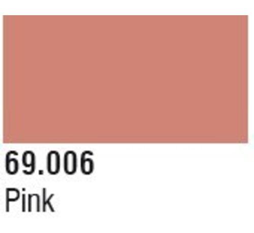 VLJ-VALLEJO ACRYLIC PAINTS 69006 Bottle Pink Mecha Color 17ml