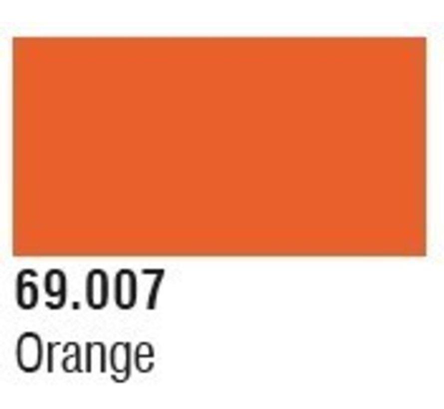 69007 Bottle Orange Mecha Color  17ml