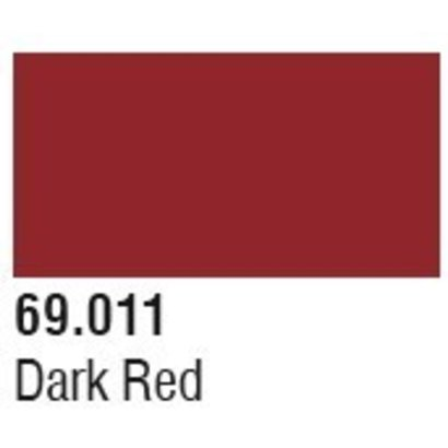 VLJ-VALLEJO ACRYLIC PAINTS 69011 Bottle Dark Red Mecha Color 17ml