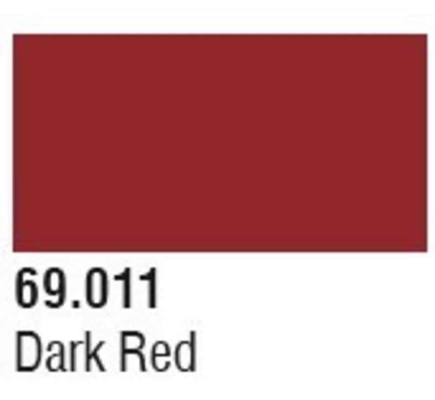69011 Bottle Dark Red Mecha Color 17ml