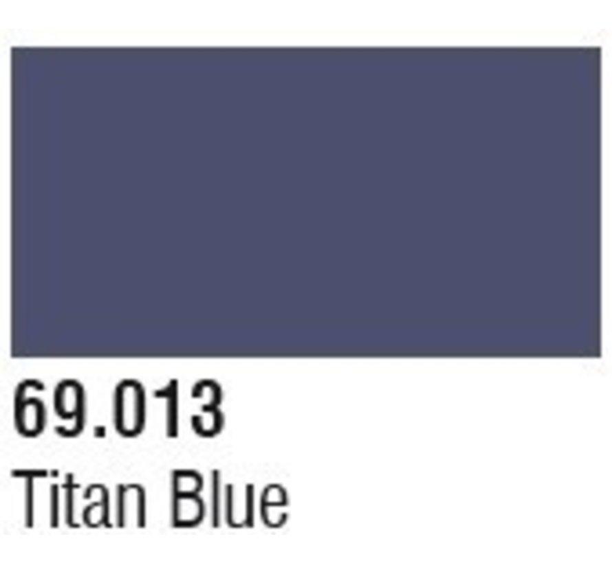 69013 Bottle Titan Blue Mecha Color 17ml