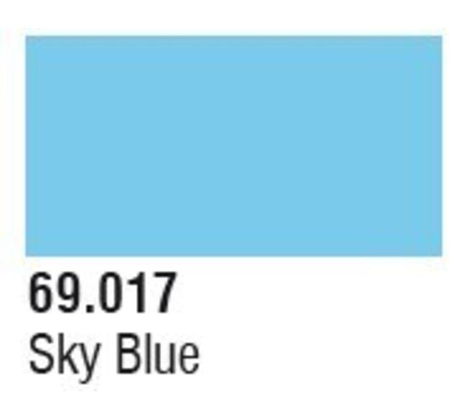 69017 Sky Blue Mecha Color 17ml Bottle