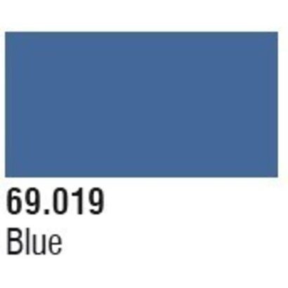 VLJ-VALLEJO ACRYLIC PAINTS VJ69019 Blue Mecha Color 17ml Bottle