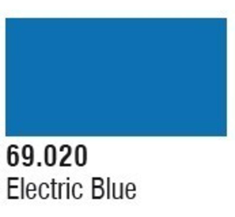 69020 Electric Blue Mecha Color 17ml Bottle
