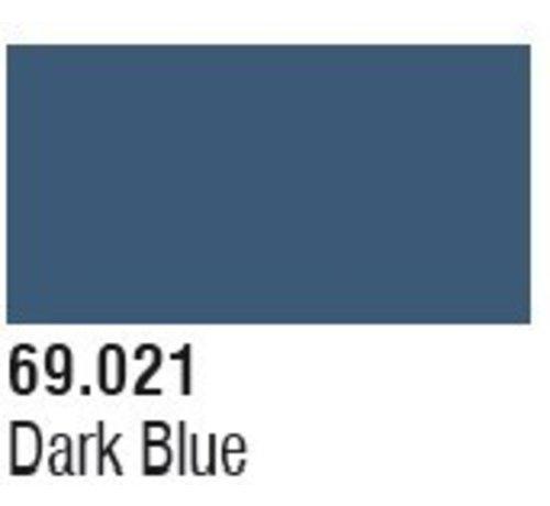 VALLEJO ACRYLIC (VLJ) 69021 Dark Blue Mecha Color 17ml Bottle