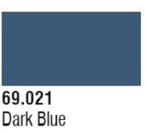 VLJ-VALLEJO ACRYLIC PAINTS 69021 Dark Blue Mecha Color 17ml Bottle