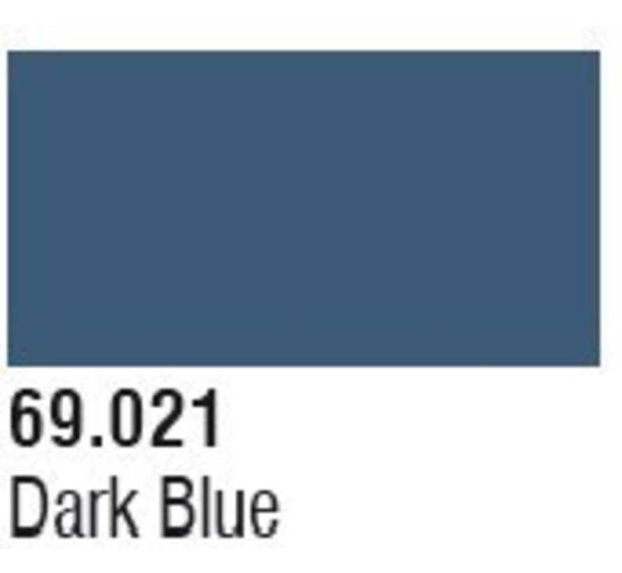 69021 Dark Blue Mecha Color 17ml Bottle
