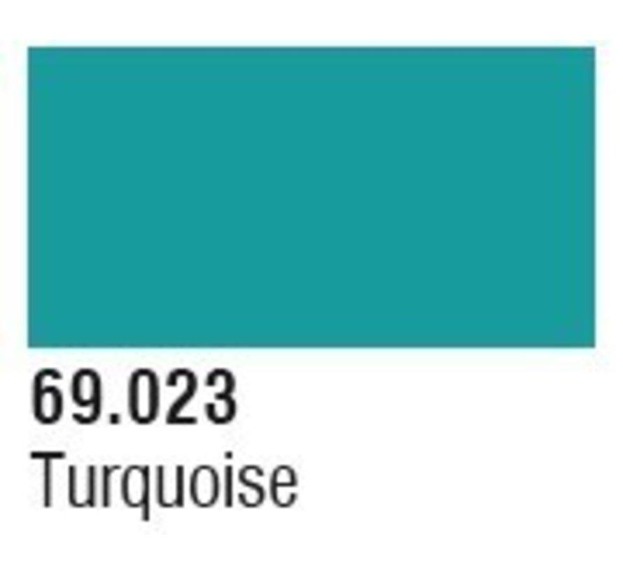 69023 Turquoise Mecha Color 17ml Bottle