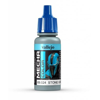 VLJ-VALLEJO ACRYLIC PAINTS VJ69024 Stone Grey Mecha Color 17ml Bottle