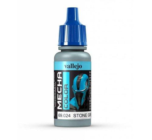 VLJ-VALLEJO ACRYLIC PAINTS VJ69024 Stone Grey Mecha Color 17ml Bottle