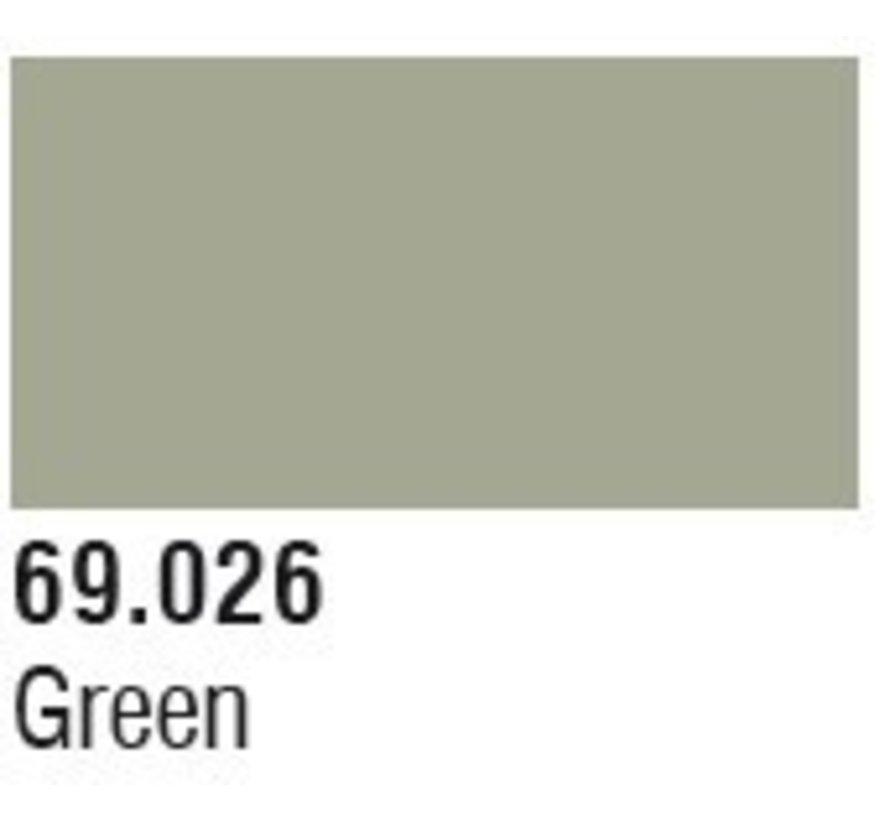 69026 Green Mecha Color 17ml Bottle