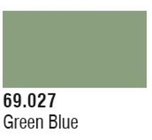 VALLEJO ACRYLIC (VLJ) 69027 Green Blue Mecha Color 17ml Bottle