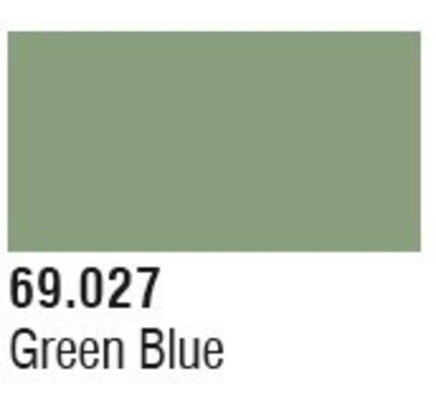 69027 Green Blue Mecha Color 17ml Bottle