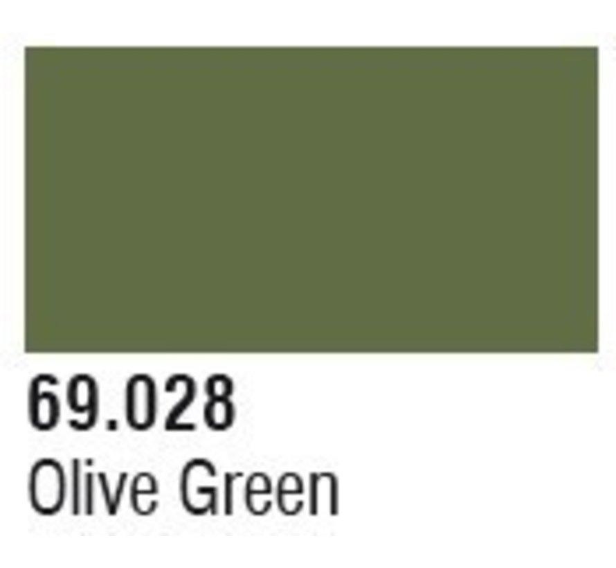69028 Olive Green Mecha Color 17ml Bottle