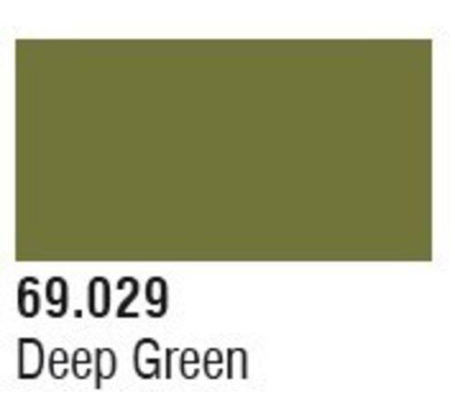 VALLEJO ACRYLIC (VLJ) 69029 Deep Green Mecha Color 17ml Bottle