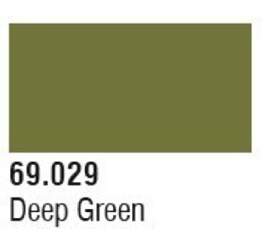 69029 Deep Green Mecha Color 17ml Bottle