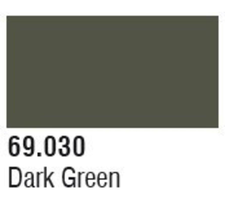 69030 Dark Green Mecha Color 17ml Bottle