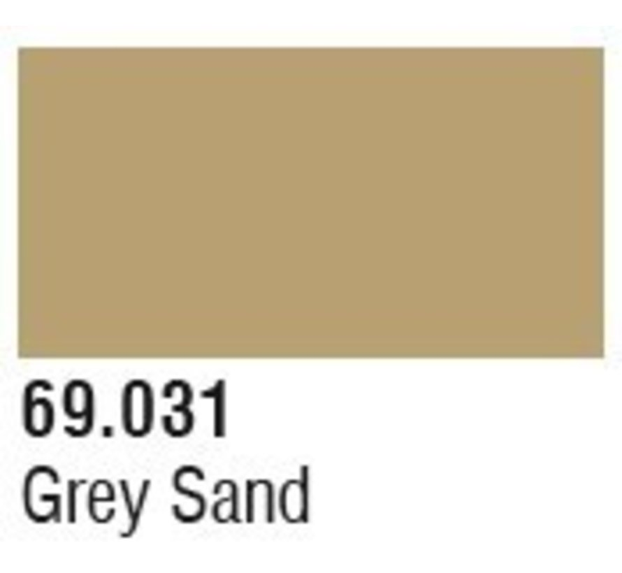 69031 Grey Sand Mecha Color 17ml Bottle