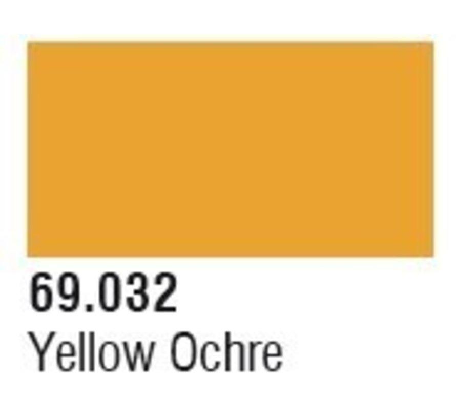 69032 Yellow Ochre Mecha Color 17ml Bottle